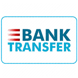 bank trasfer