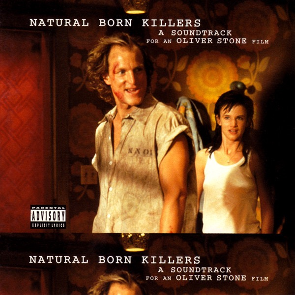 ab0a489fae Ost - Natural Born Killers - Music From And Inspired By Natural Born  Killers - An Oliver Stone Film