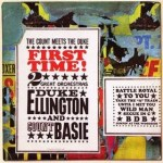 Duke Ellington And Count Basie - First Time!(LP, Album, RE).jpg