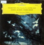 Tchaikovsky - Piano Concerto No. 1 In B Flat Minor (LP).jpeg
