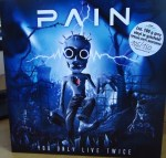 Pain - You Only Live Twice (LP, Album, Ltd, Blue).jpeg
