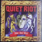 Quiet Riot - Alive And Well (LP, Bla).jpeg