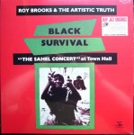 Roy Brooks And The Artistic Truth - Black Survival (LP, Album, RE).jpeg